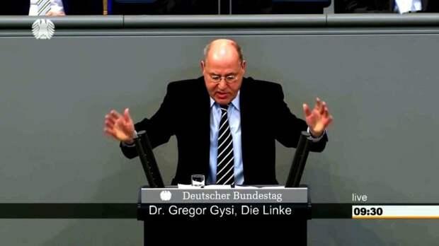 Политик Бундестага отчитал Меркель