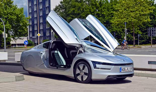 Десять самых выдающихся автомобилей в мире