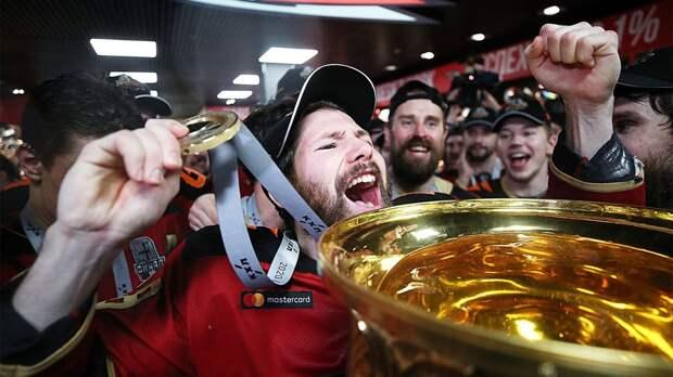 «Как протрезвел, тогда и понял, что выиграл Кубок Гагарина». Интервью Толчинского — об «Авангарде» и сборной России
