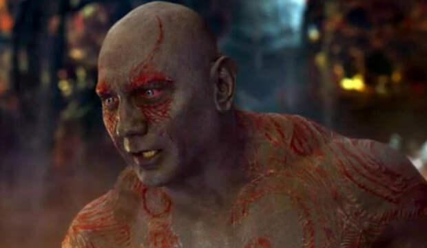 Третья часть «Стражей Галактики» может стать последним фильмом с Драксом