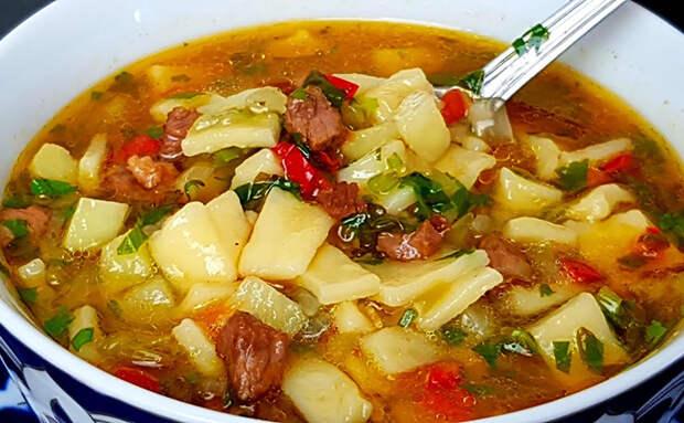 Варим суп Мампар: после него можно легко обойтись без второго