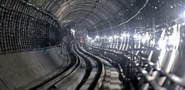 На Троицкой линии метро готов седьмой тоннель – Бочкарёв