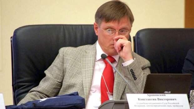 Формальный судья и осванидзивание мозга. Анатолий Вассерман