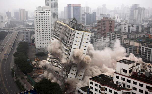 Направленные взрывы