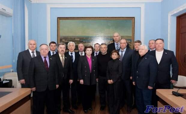 Хроника Русской весны в Севастополе. 22 февраля - 1 марта 2014