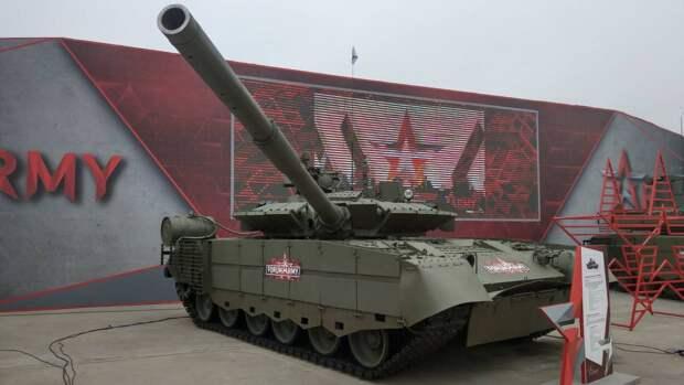 Арктические танки Т-80БВМ прошли проверку на прочность в Мурманской области