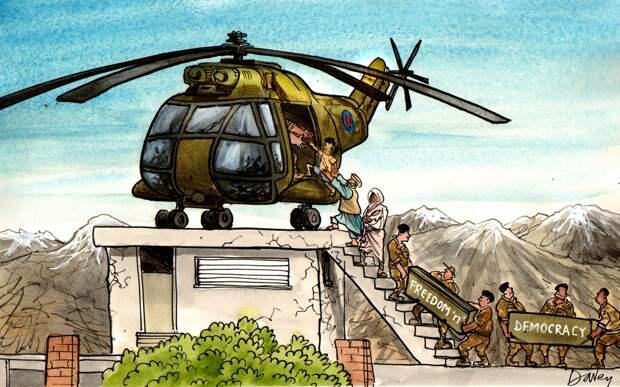 Талибан захватил столицы провинций Пактия и Кунар