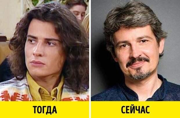 Любимые актеры сериала «Элен и ребята» тогда и сейчас