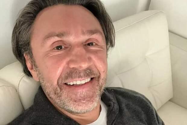 Сергей Шнуров стал отцом в третий раз