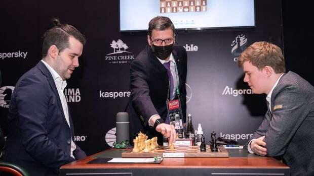 Непомнящий обыграл Алексеенко и лидирует на турнире претендентов