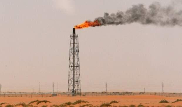 На6% увеличила добычу нефти Саудовская Аравия вавгусте 2020