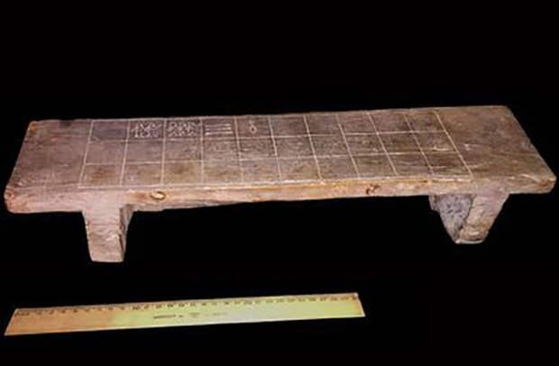 АРХЕОЛОГИ РАССКАЗАЛИ, КАК ИГРАТЬ В ЕГИПЕТСКУЮ «НАСТОЛЬНУЮ ИГРУ СМЕРТИ»