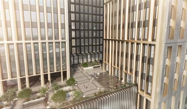 Новые бизнес-центры появятся на Ленинградском проспекте и Варшавском шоссе
