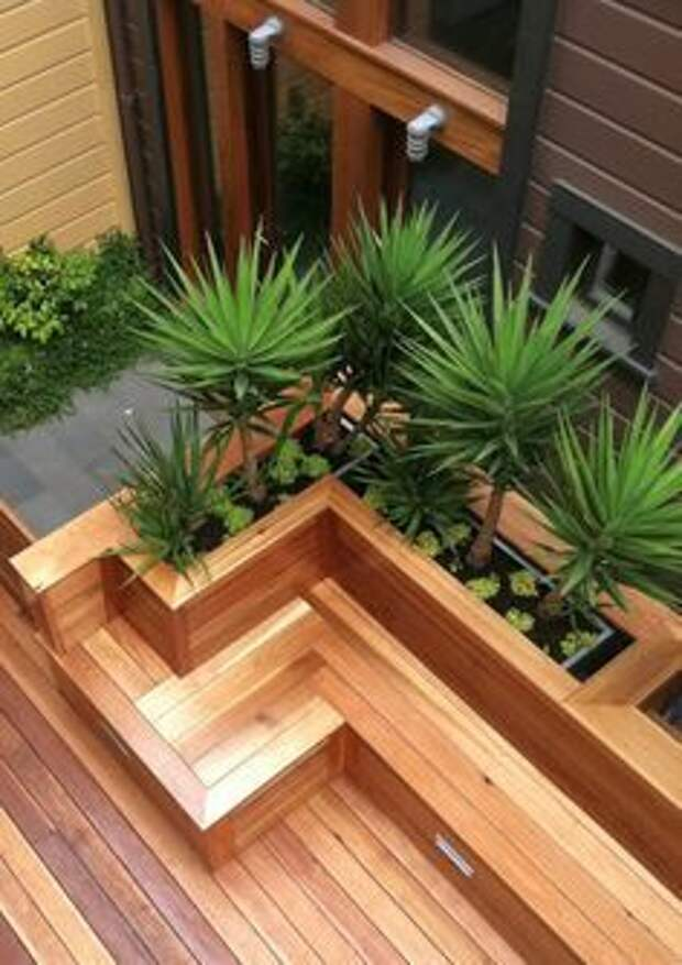 50 современных идей дизайна переднего двора