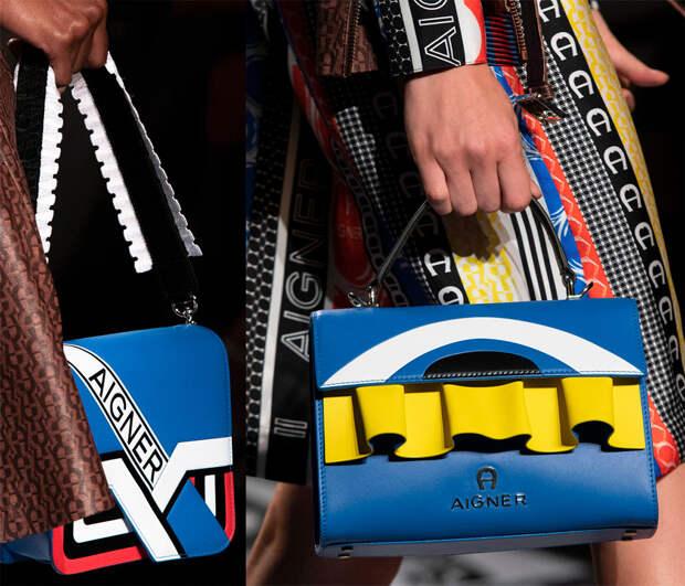 Модные сумки Aigner