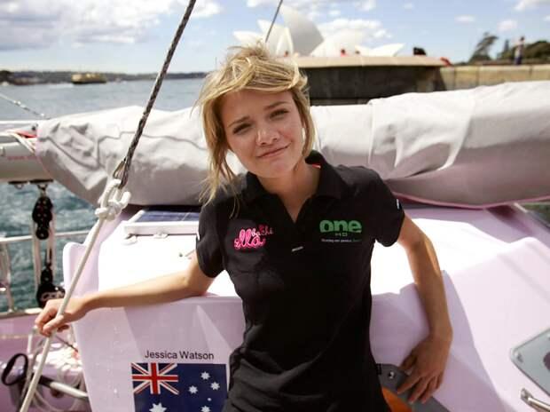 Netflix снимет байопик о юной мореплавательнице Джессике Уотсон