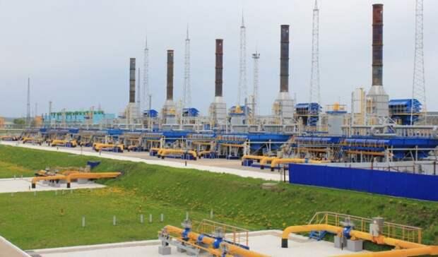 «Газпром» вновь идет нарекорд— теперь помощности ПГХ