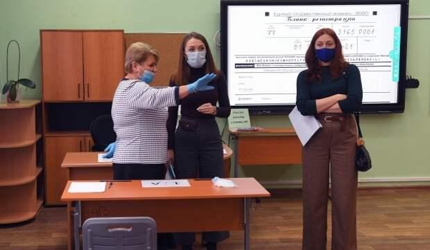 Москвичи на заключительном этапе Всероссийской олимпиады школьников по русскому языку взяли 82 диплома