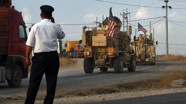 Вашингтон подсел на нефтяную иглу Сирии