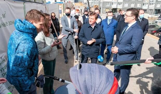 Турчак о «КМ Анкудиновский парк»: в каждом регионе нужны такие прорывные проекты