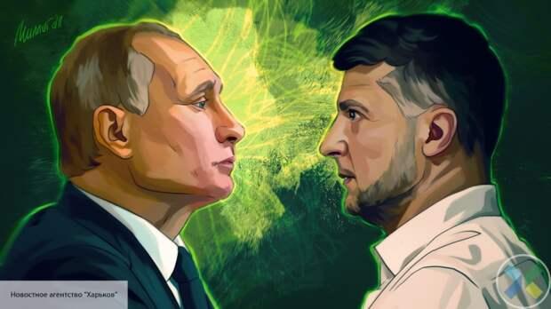 Путин оценил заявление Зеленского об освобождении Освенцима украинцами