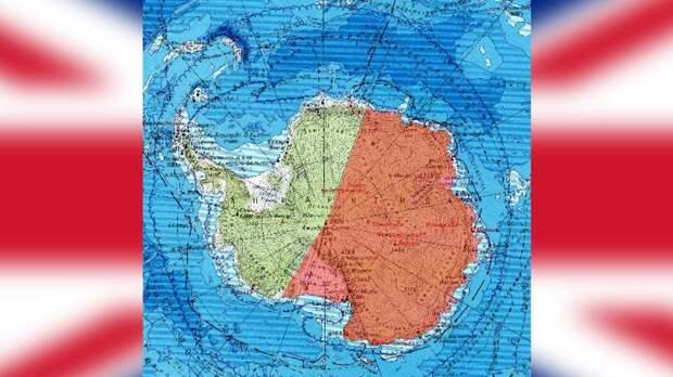 Как и зачем у России отбирают открытие Антарктиды