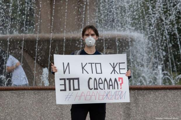 Юлия Витязева: Продолжение «Рабыни Изауры» с Навальным в главной роли мы досмотрим