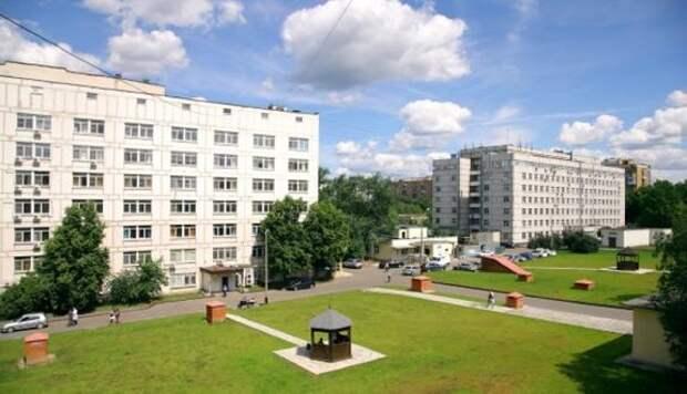 Собянин назвал сроки ввода в эксплуатацию корпуса скорой помощи ГКБ им Вересаева