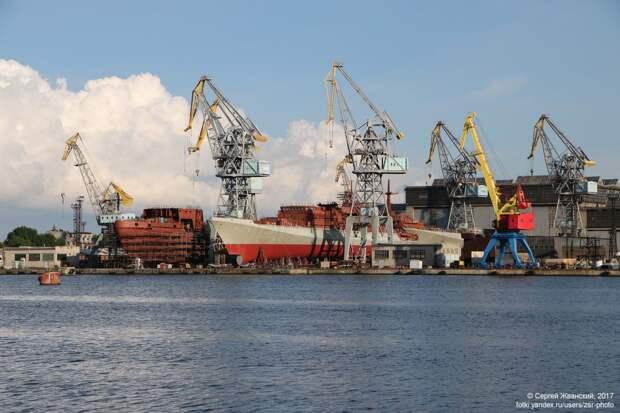 Индия закупит на Украине два комплекта газовых турбин для фрегатов проекта 11356