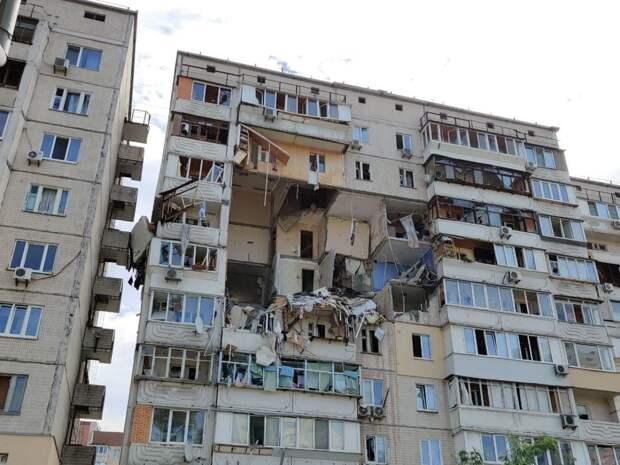 После взрыва на Позняках жители до сих пор ждут свои квартиры