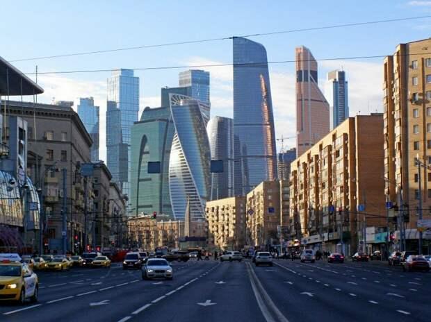 Москва собянинская