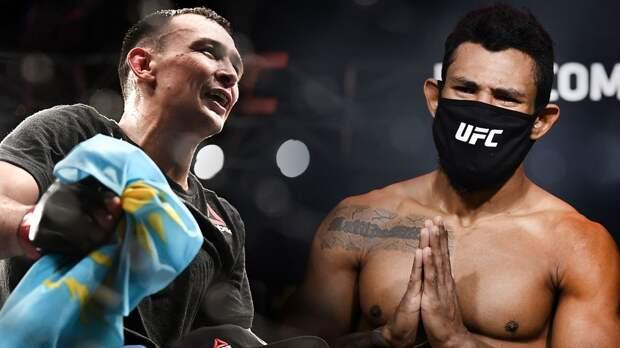 """Бразилец из UFC оскорбил весь Казахстан. Теперь Дамира Исмагулова просят """"убить"""" его в бою"""