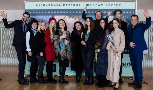 В Карелии состоялась премьера фильма, созданного при поддержке Segezha Group