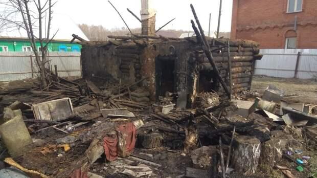 Девятилетний ребенок погиб после пожара под Новосибирском