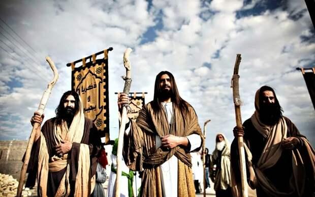 Почему Иисус Христос в Коране называется мусульманином?