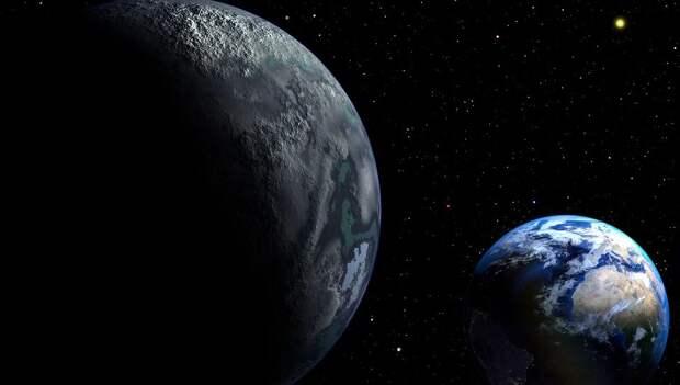 Девятая планета может скрываться вовсе не там, где мы думали ранее