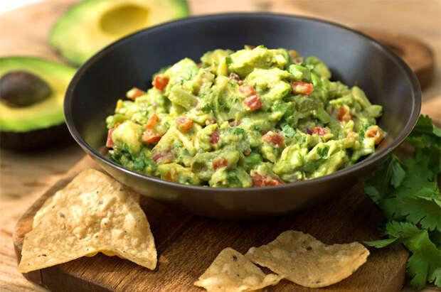 Гуакамоле: самый вкусный и полезный соус из всех