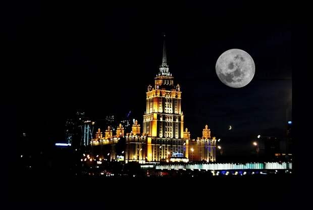 В России можно будет увидеть затмение Луны. Кому будет видно, и когда