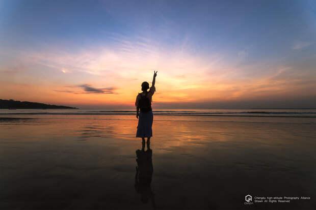 Bali, Jimbaran Beach by CHAPA丨Shawn  on 500px.com
