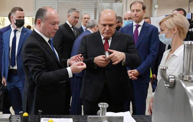 Мишустин назвал опорное направление для экономики Северного Кавказа