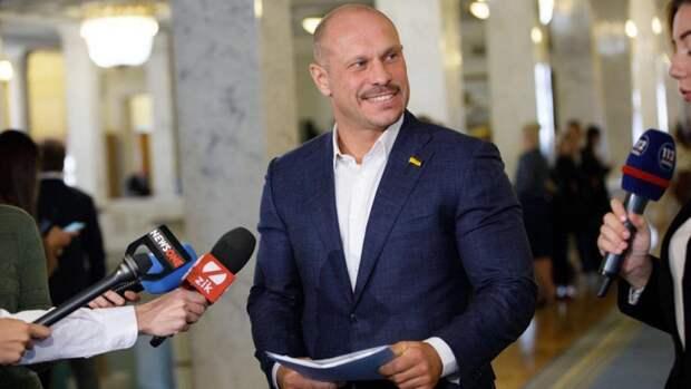 Депутат Рады Кива: обвинения Зеленского в адрес Москвы показывают его трусость