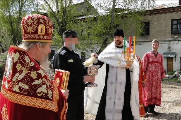 Тюремные священники ждут добровольных помощников в храме на Стартовой