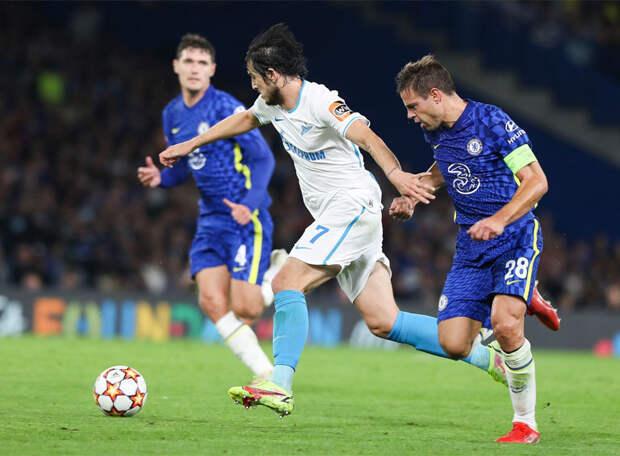Андрей ЧЕРВИЧЕНКО: «Зенит» сыграл в Лондоне очень здорово, не ожидал такого футбола