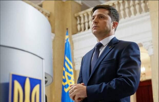 По данным экзитполов Зеленский становится избранным президентом Украины