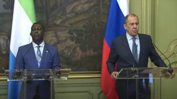 «Выдвигали голословные обвинения»: Лавров о включении Чехии и США в список недружественных России стран
