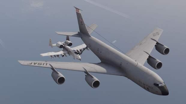 Американский военный самолет случайно вторгся в воздушное пространство Ирана