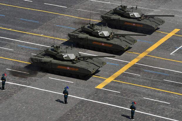 """На танке """"Армата"""" решили проблемы с двигателем и тепловизорами"""