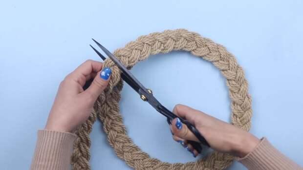 Самодельные идеи из верёвки, которые не купишь ни за какие деньги