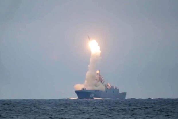 СМИ: Новые фрегаты проекта 22350 вооружат гиперзвуковыми ракетами