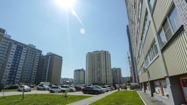 Улица имени Михаила Евдокимова появилась в новом квартале на окраине Барнаула